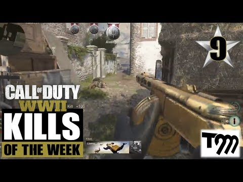 Call of Duty WW2 - TOP 10 KILLS OF THE WEEK #9