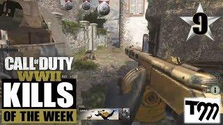 Call of Duty WW2 - TOP 10 KILLS OF THE WEEK #9