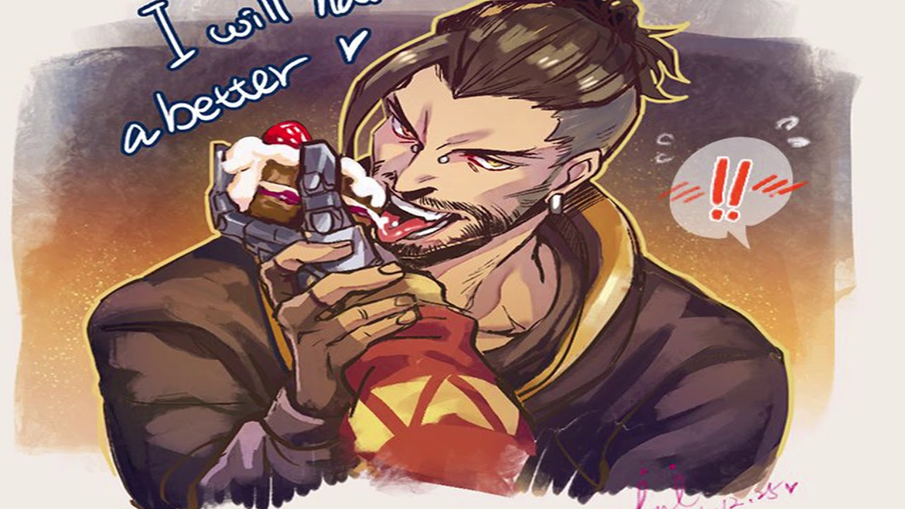 McHanzo AMV Best Friend's Brother