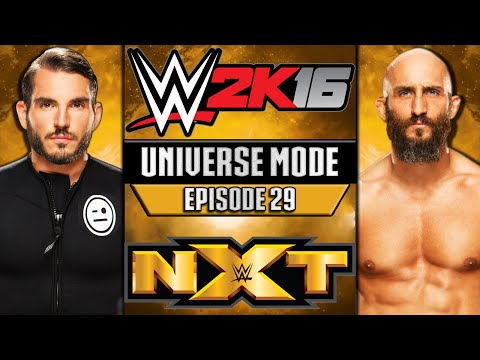 WWE 2K16 Universe Mode Episode 29 - Chrome Hearts!