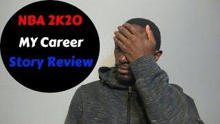 NBA 2K20 My Career Story Review