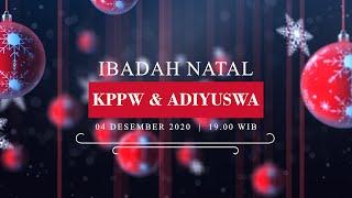 [LIVE] Ibadah Natal KPPW & Adiyuswa - 04 Desember 2020 // GKJW Jemaat Wiyung