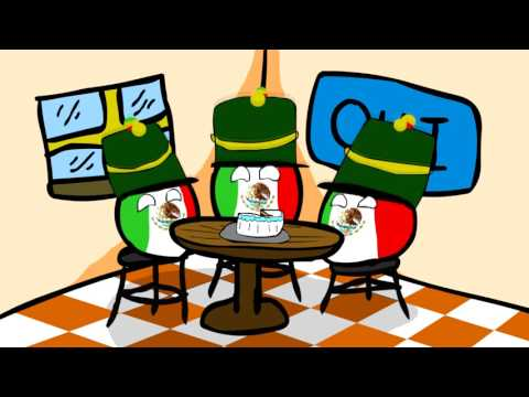 La guerra de los pasteles RESUMIDA  Méxicoball