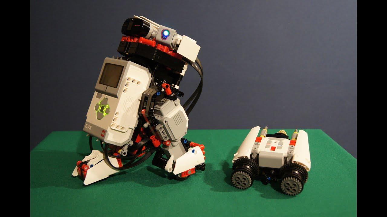 роботы лего картинки