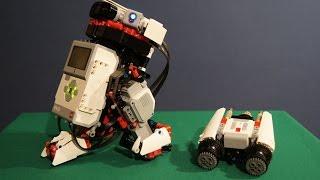 Лего Робот EV3D4