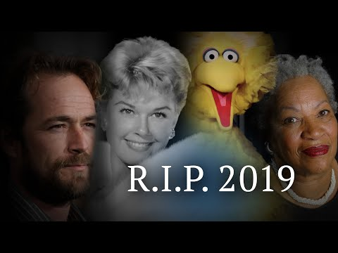 Legacy: R.I.P. 2019 – Celebrities Who Died In 2019 Year In Review