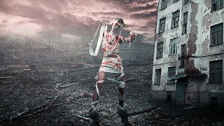 ZOMBIE LIFESTYLE - Photoshop Manipulasi Tutorial