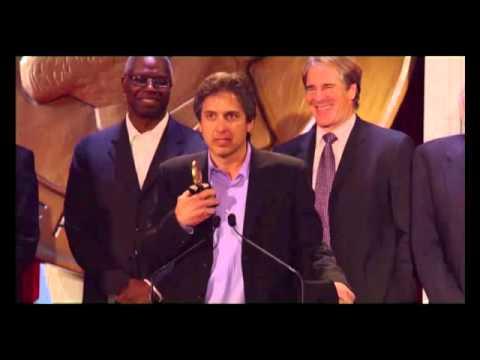 Ray Romano & Mike Royce - Men of a Certain Age - 2010 Peabody Award Acceptance Speech