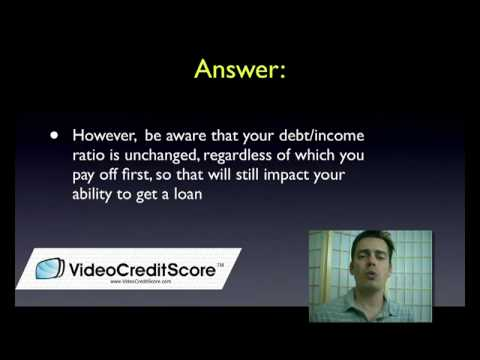Student Loan Debt vs. Credit Card Debt. Which Impacts Credit Scores More?