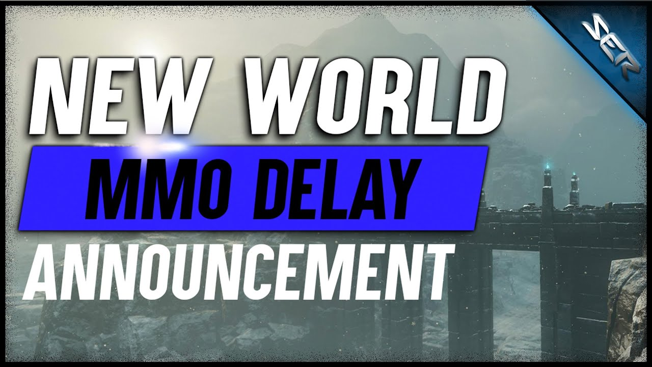Amazon's ➰NEW WORLD MMO DELAY ANNOUNCEMENT (Quick Breakdown, Open Stress Test, Community Outlook)