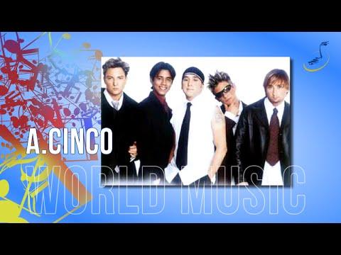 Supervisor de tus sueños - A.Cinco - World Music Group