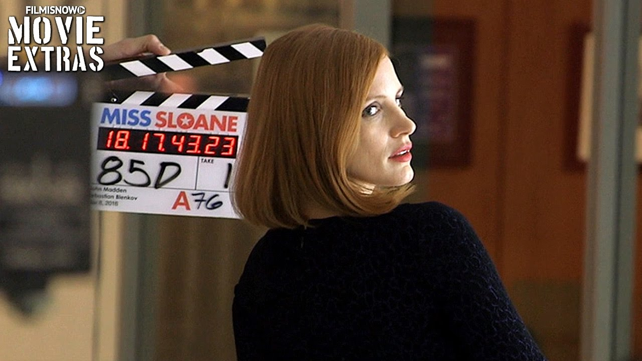 Download Go Behind the Scenes of Miss Sloane (2016)