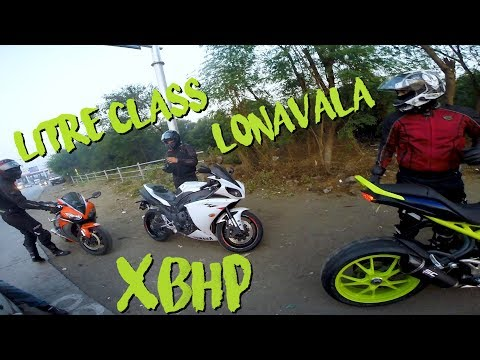 6 LITRE CLASS BIKES RIDE TO LONAVALA | XBHP Ride| Feat. Shariqv, MSK and Rough Rider