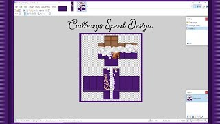 Cadburys Chocolate Bar | Roblox Speed Design
