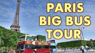 PARIS - BIG BUS TOUR 2019 4K