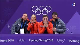 Le patineur caennais Bruno Massot décroche l'or aux JO pour l'Allemagne