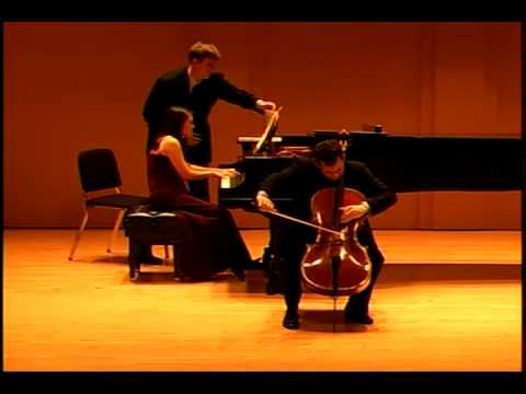 Schubert Introduction Theme and Variations, Op.82, #2 Arranged by Piatigorsky