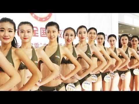 Women Are Wearing Bikinis For Flight Attendant Job