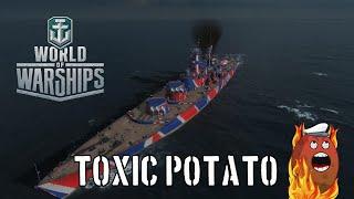 World of Warships - Toxic Potato thumbnail