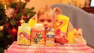 Распаковка коробочек с игрушками : крылатые поняшки, единорожки, котята