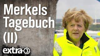 Angela Merkels Tagebuch (II)
