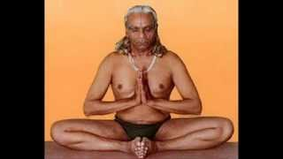 B.K.S. Iyengar yoga - Invocation to Patanjali