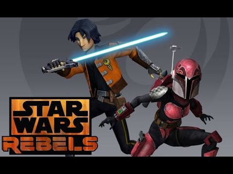 Star Wars Rebels saison 3 en vo / vostfr (Episode 14/??)