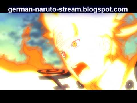 Naruto Shippuuden German Stream