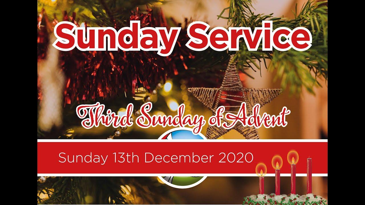Sunday 13th December 2020