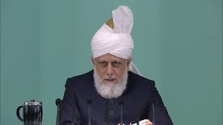 English Translation: Friday Sermon November 27, 2015 - Islam Ahmadiyya