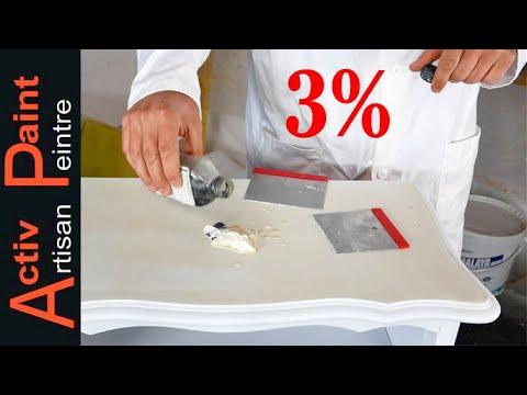 8 100 comment laquer un meuble bois activ paint youtube. Black Bedroom Furniture Sets. Home Design Ideas