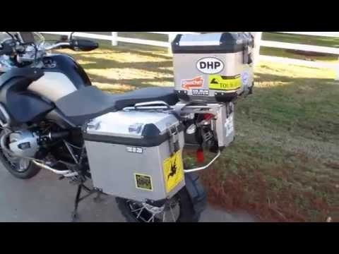 90th anniversary, BMW GSA, Adventure bike, loaded, for sale in Texas