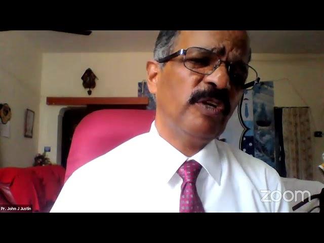 International Adventist Family in Christ | Sabbath Service | Pr. John Justin