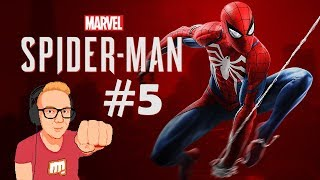 """MARVEL Spider-Man """"Szturm na zamek"""" #5"""