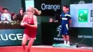Urszula Radwanska  Winner ) Paris Freanch Open Venus williams  Lost