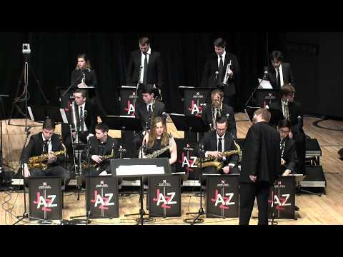 UNL Jazz Orchestra and Big Band Performance