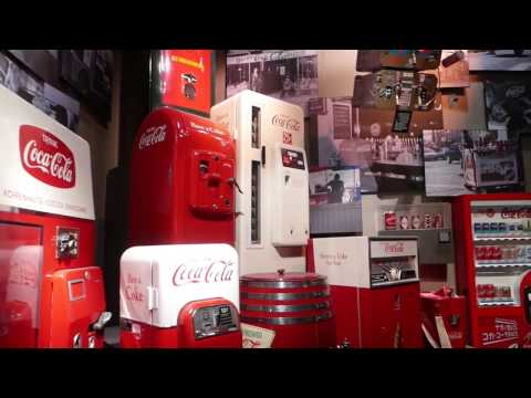 World of Coca Cola Tour in Atlanta (HD)