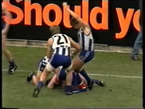 FNWB.com.au - 1994: Reserves Grand Final, North Melbourne v Footscray Q4