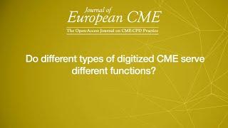 Q2: Types of digitised CME