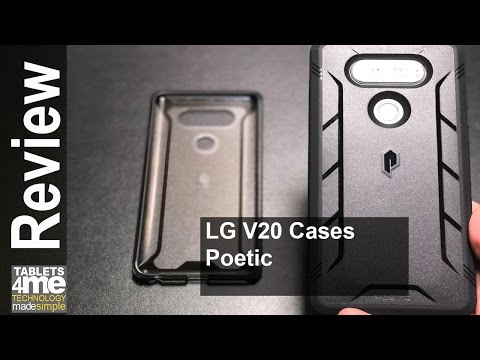 LG V20 cases VRS High Pro, Otterbox , SKYLMW by RP3 Tech Reviews