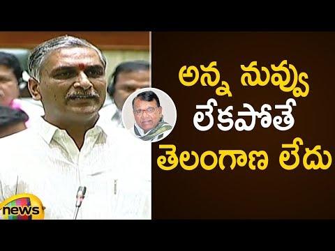 MLA Srinivas Goud About The Pocharam Srinivas Reddy Hard