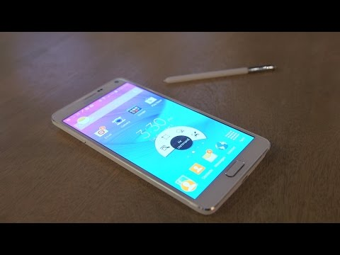 Samsung Galaxy Note 4 Arrives With Quad HD Display, Supercharged Camera