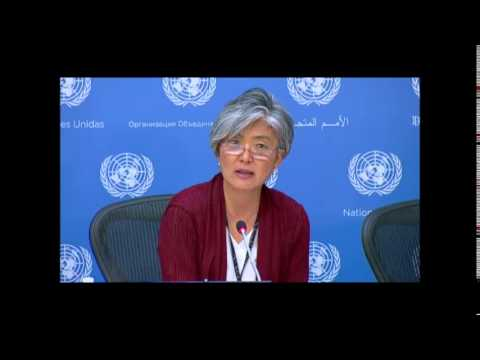 """In Myanmar, UN's Kang Admits to ICP Didn't Say """"Rohingya"""" Publicly, At Request of Gov & Colleagues"""