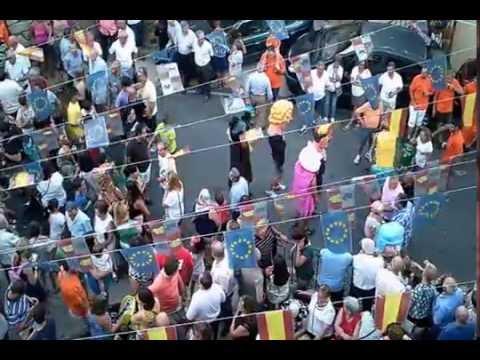 Bombazo Inicial Fiestas