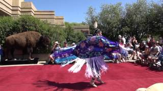 2013-07-10 Head Smashed In Buffalo Jump Dance #1