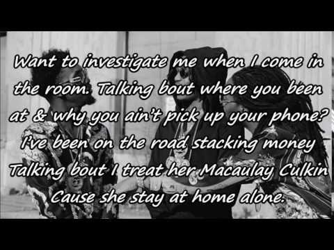 Migos - All Good (Lyrics)