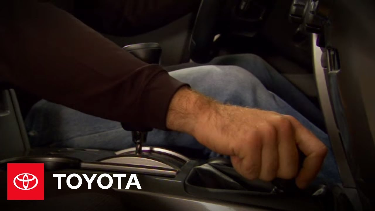 2010 4Runner How-To: Transfer Case — Manual Lever | Toyota