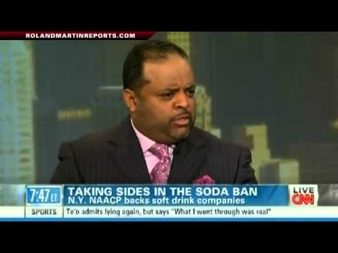N.Y. NAACP Comes Out Against New York City Soda Ban