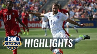 USA vs. Panama - 2015 CONCACAF Gold Cup Highlights