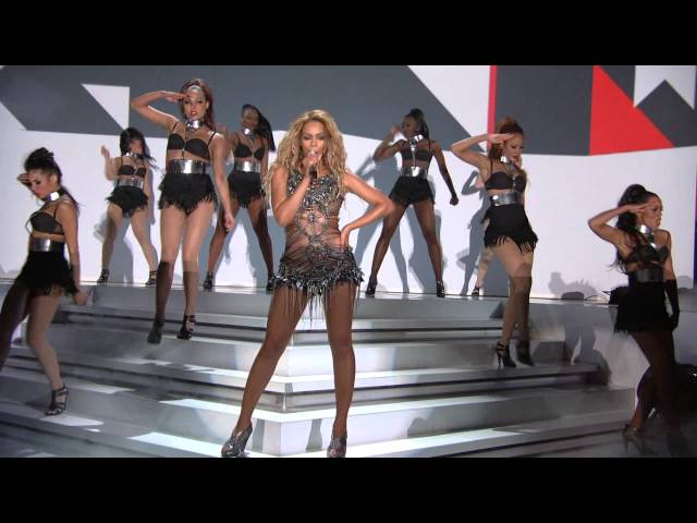 RTW (Live at Billboard Awards 2011) Beyoncé HD
